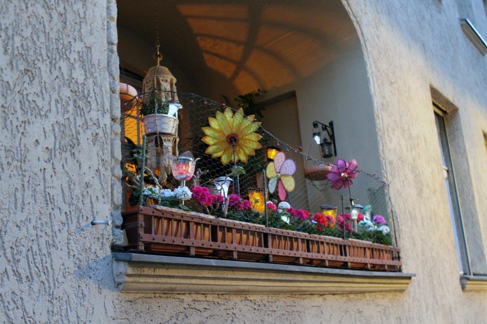 Берлинский балкончик