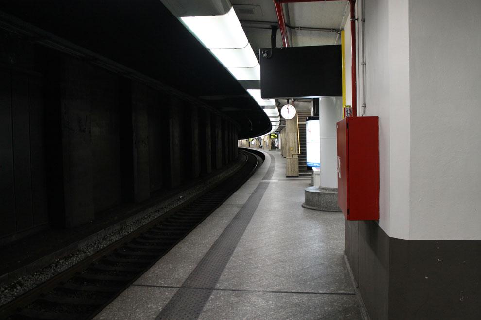 Брюссель. Центральный вокзал