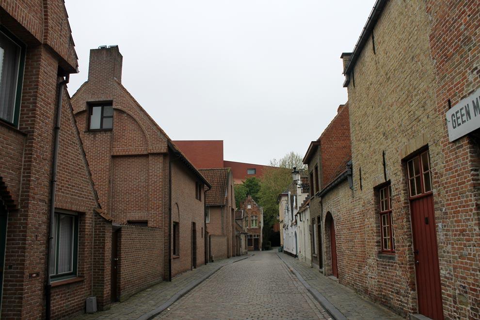 Брюгге. Улочки старого города
