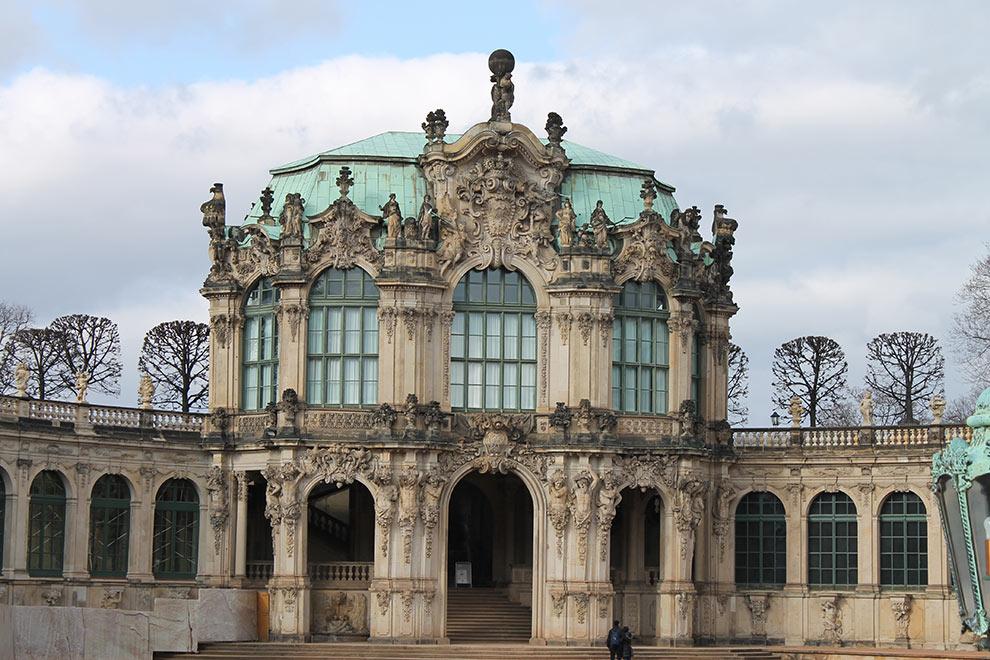 Дрезден. Цвингер