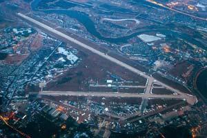 Аэропорт в Раменском