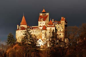 Ночь с графом Дракулой