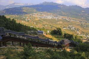Китайский эскалатор