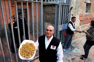 Итальянский ресторан в тюрьме