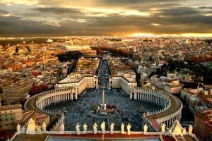 Макдоналдс в Ватикане