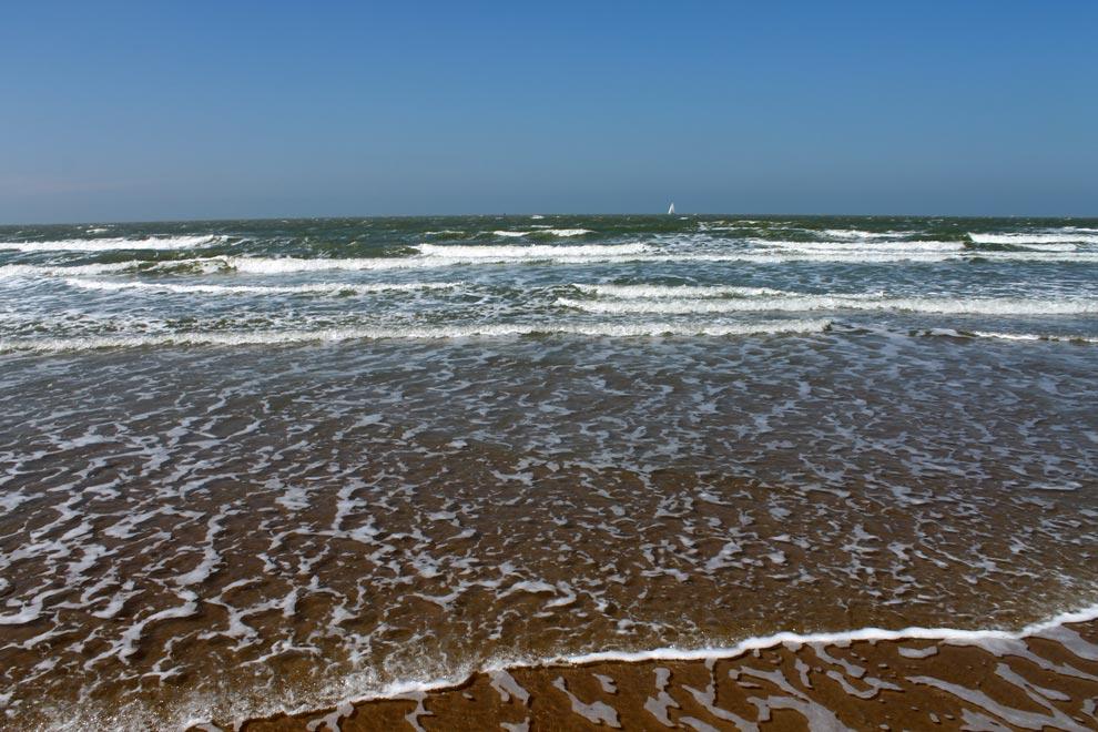 Остенде. Северное море