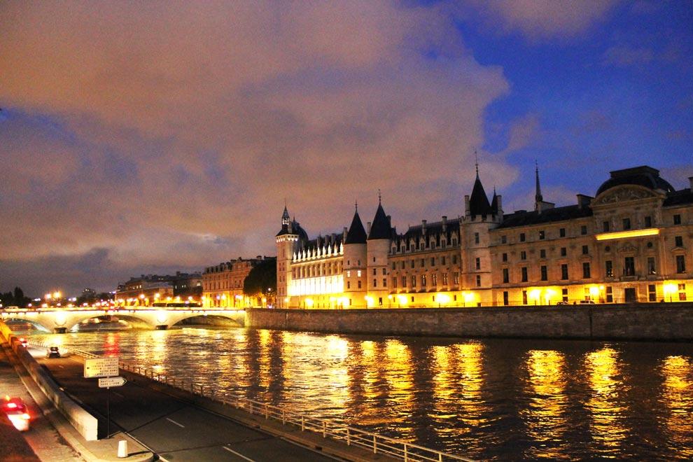 Париж. Дворец Консьержери