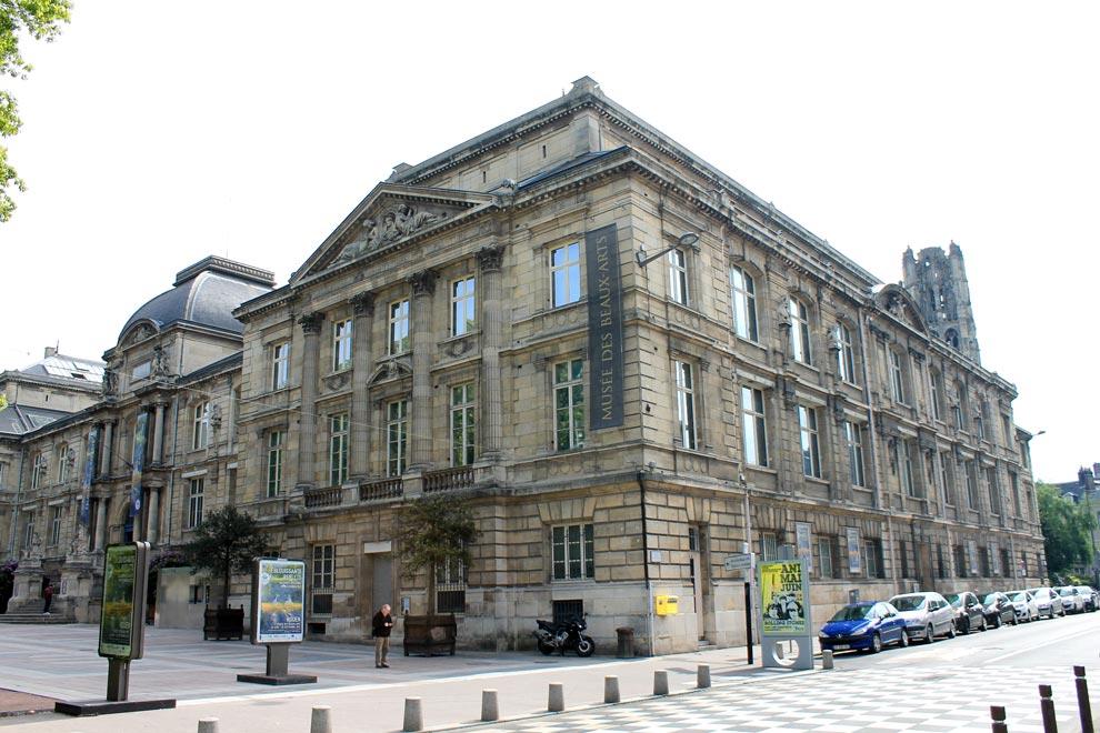 Музей Изящных Искусств в Руане
