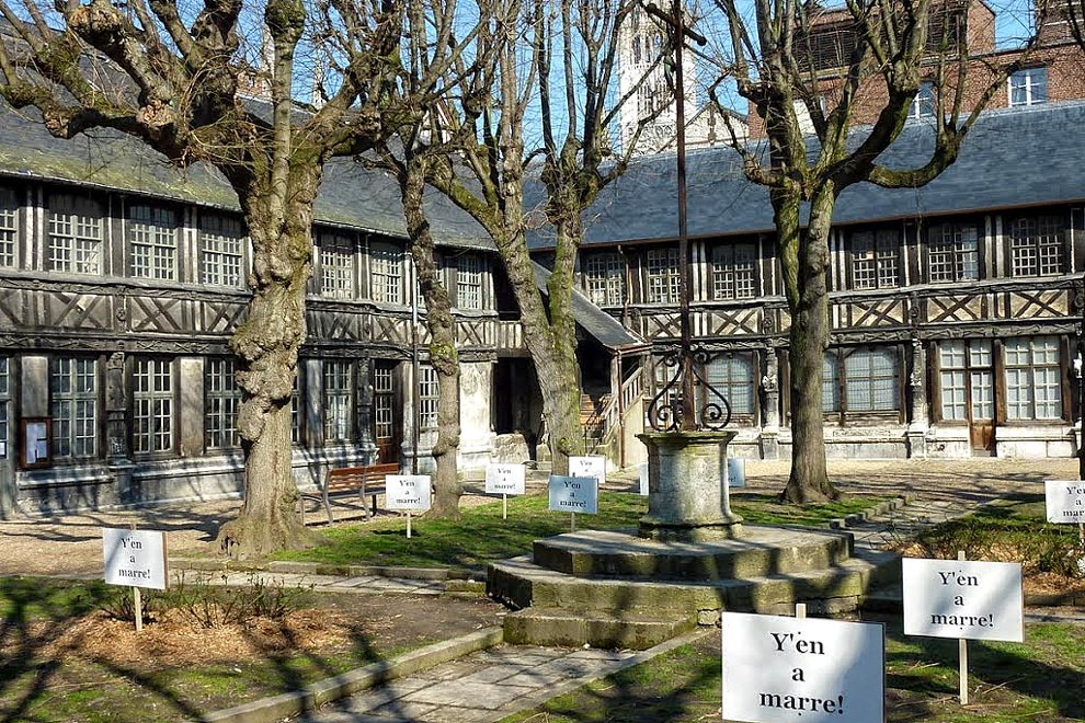 Кладбище Сен-Маклу в Руане