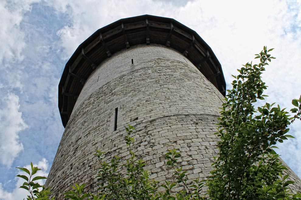 Башня Жанны д'Арк в Руане
