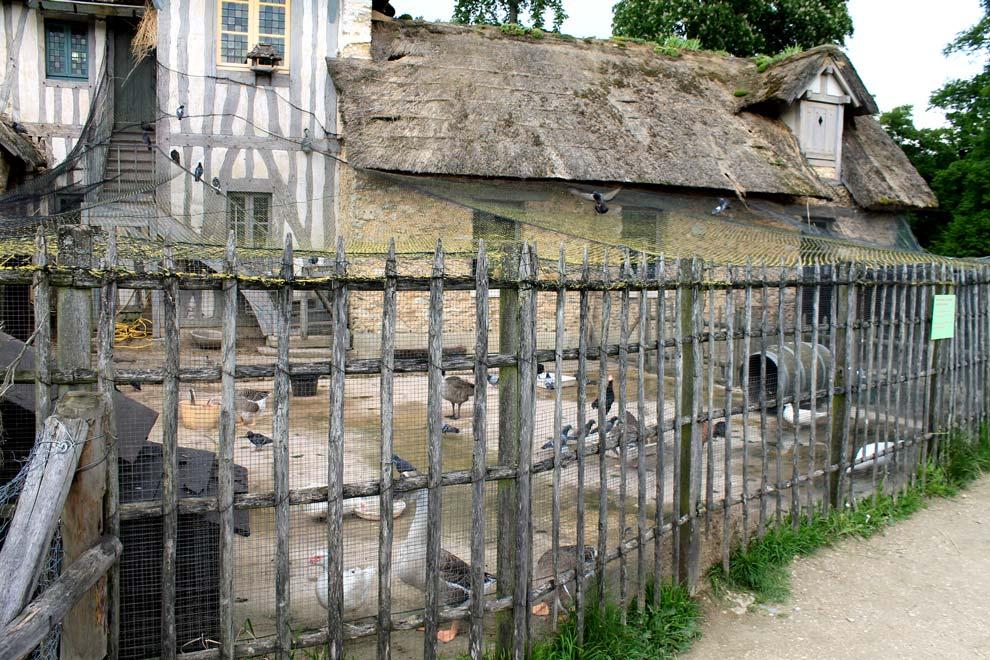 Деревня Марии-Антуанетты