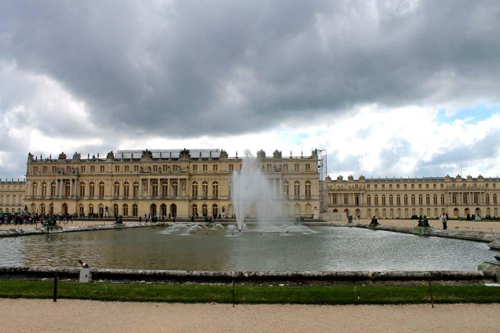 Фонтан в Версале