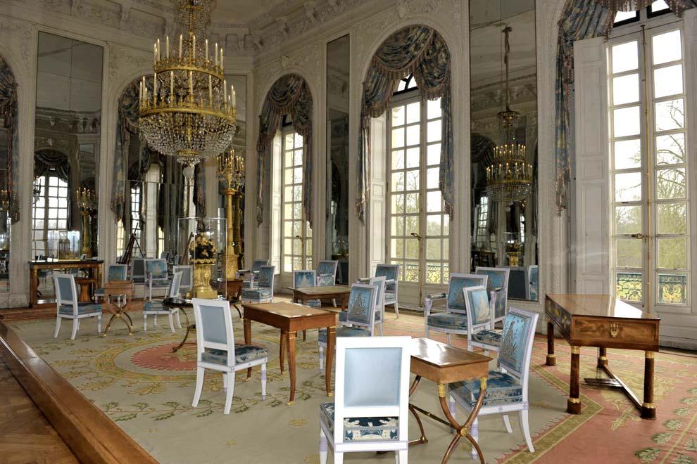 Большой Трианон в Версале