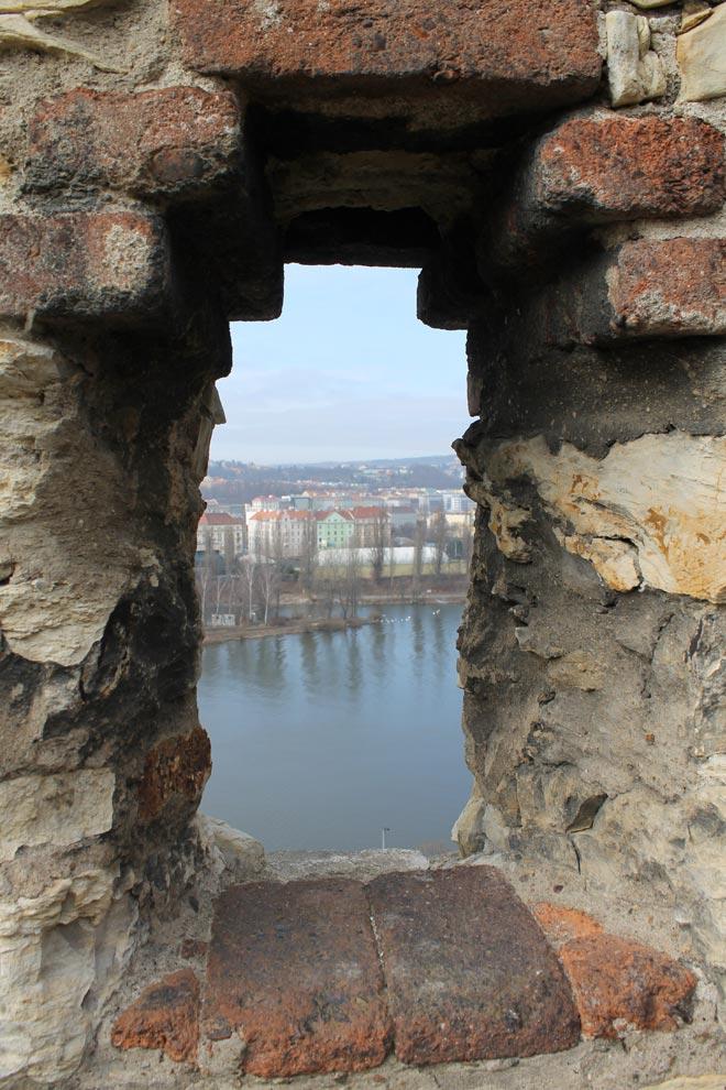 Прага. Вышеград. Окно в Европу