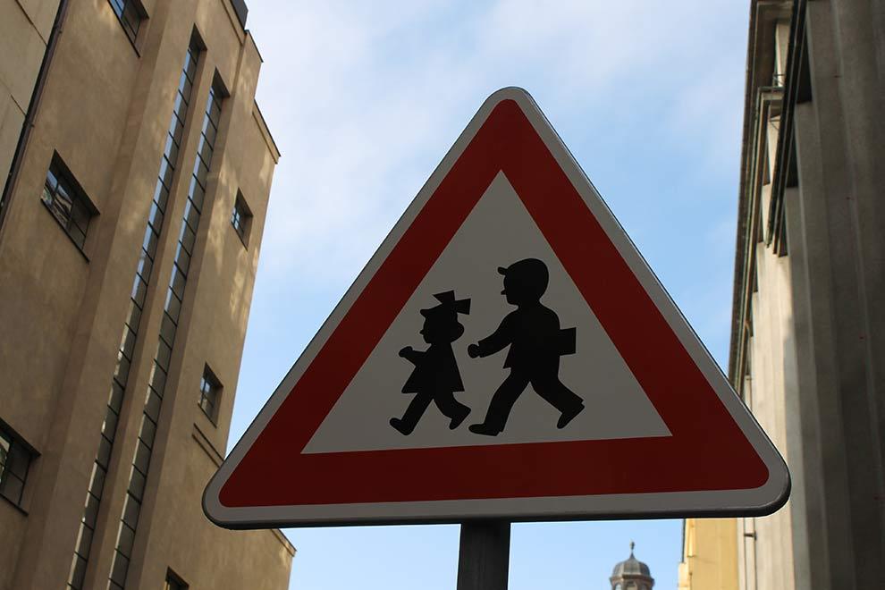 Прага. Осторожно, детишки