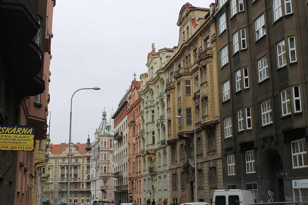 Прага. Так и живут
