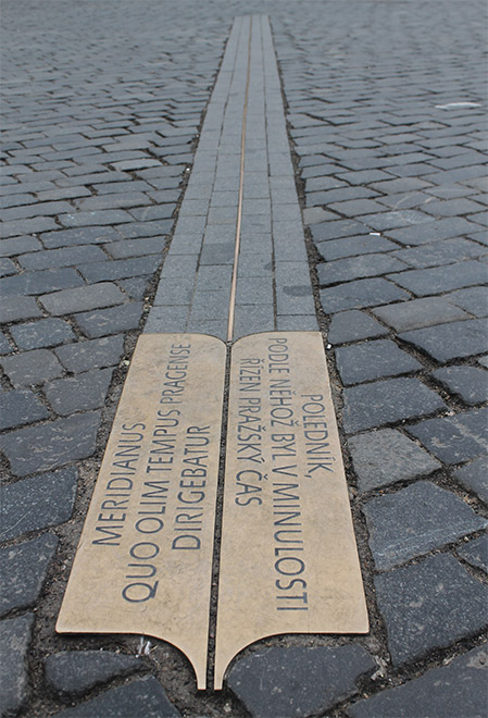 Прага. Меридиан