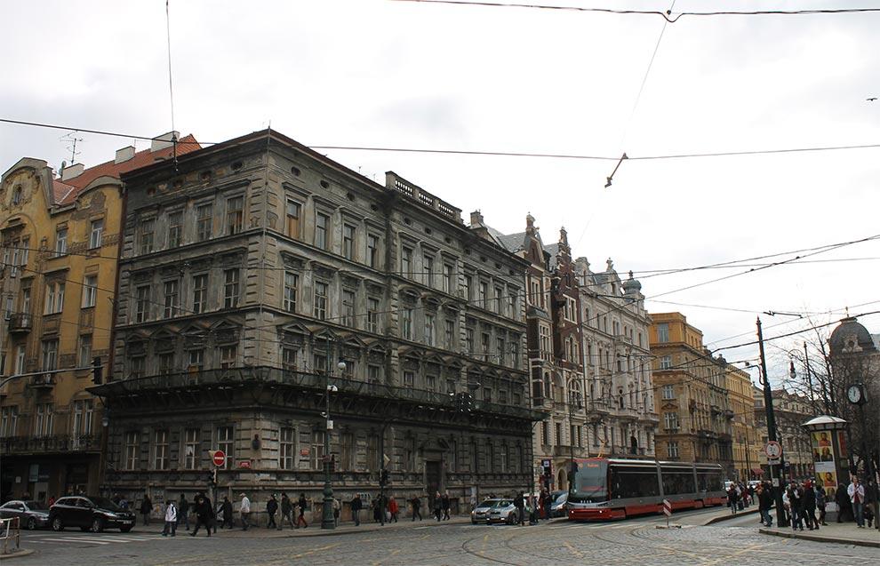 Прага. Будни