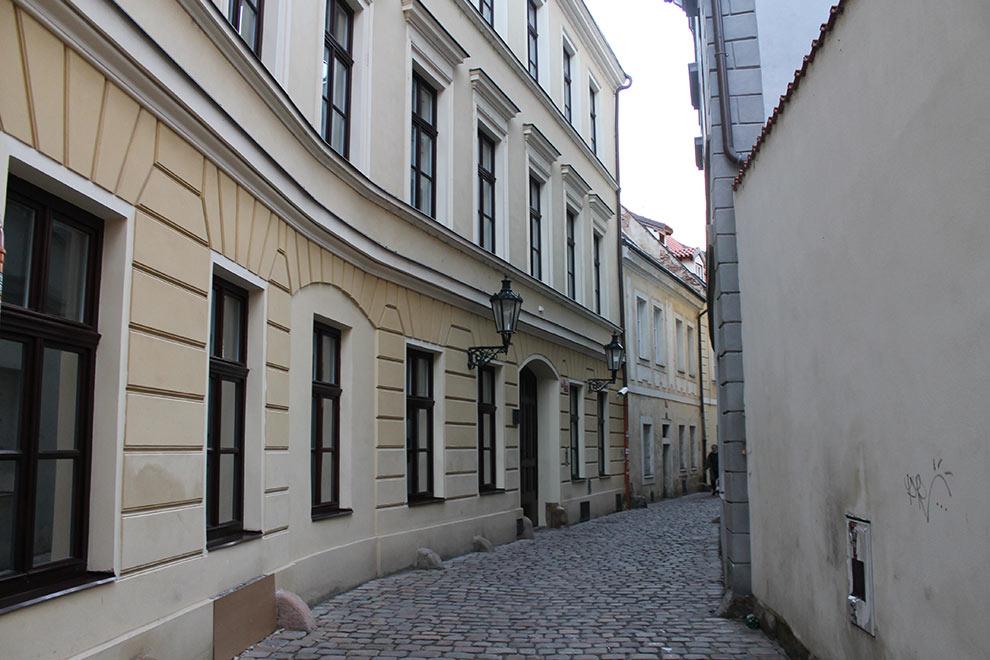 Прага. Просто улочка
