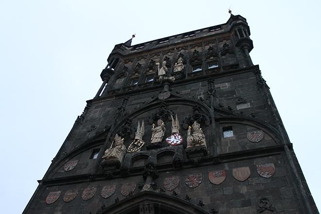 Прага. Зум
