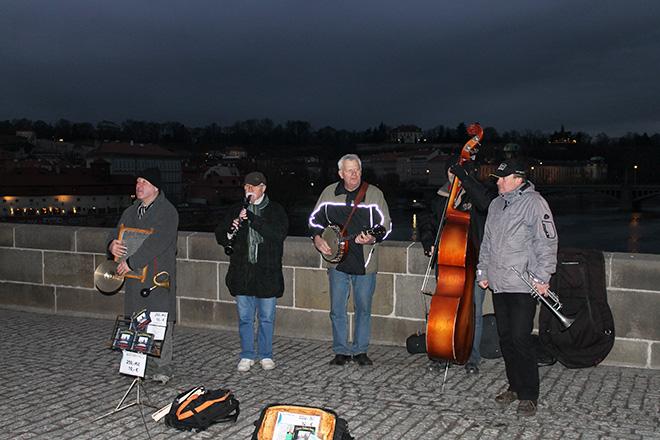 Прага. Песни Карлова Моста