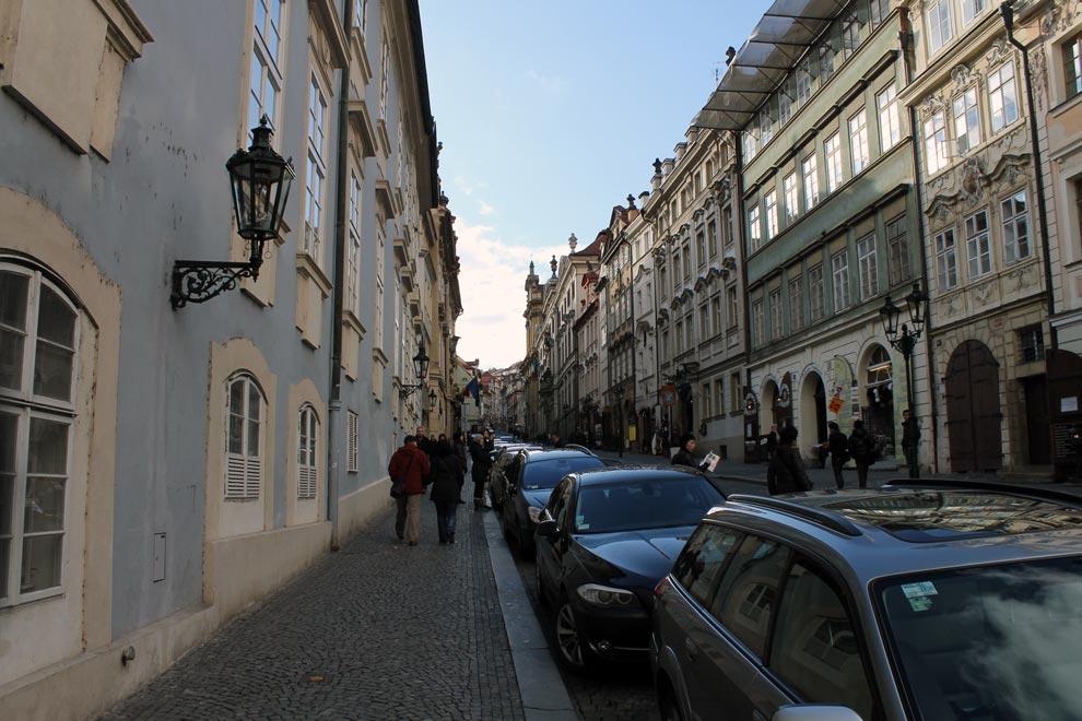 Прага. Восхождение к граду