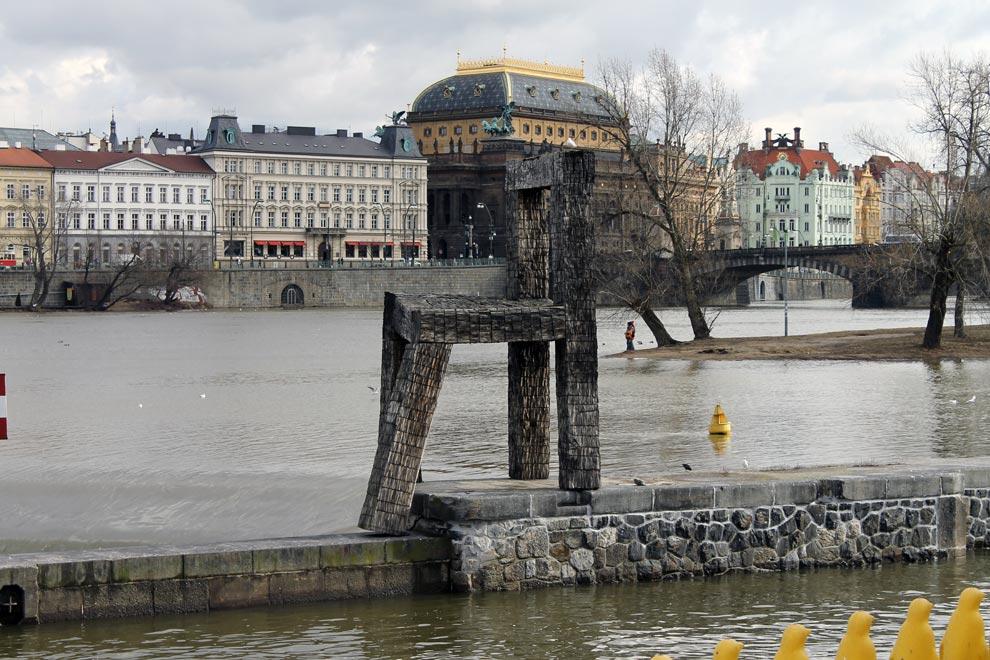 Прага. Стул
