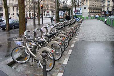 Как доехать до Версаля из Парижа на велосипеде