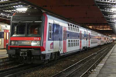 Как доехать до Версаля из Парижа на поезде