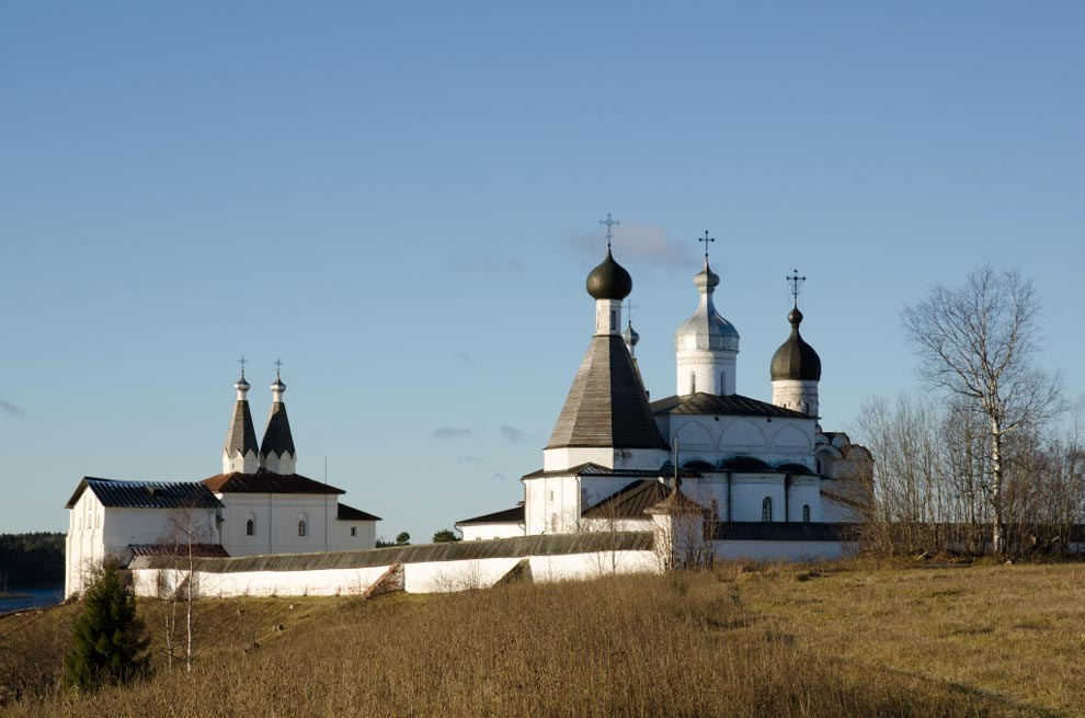 Россия. Ферапонтов Белозерский монастырь