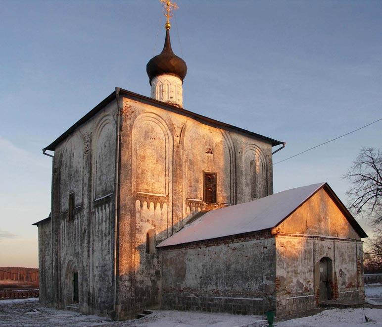 Россия. Церковь Бориса и Глеба в с. Кидекша