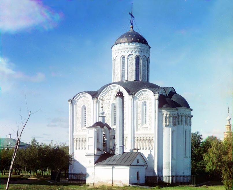 Россия. Дмитриевский собор, г. Владимир