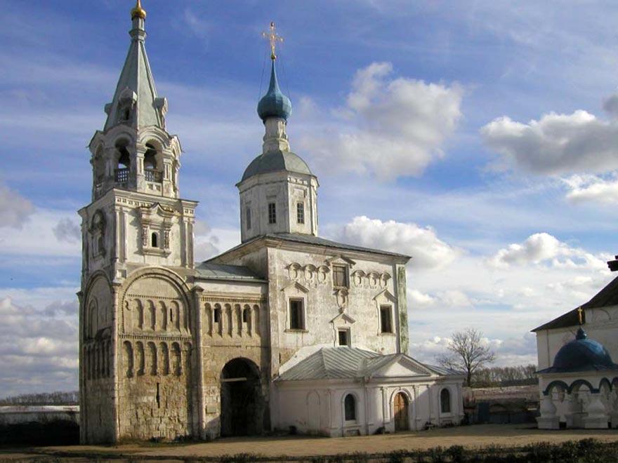 Россия. Дворец Андрея Боголюбского