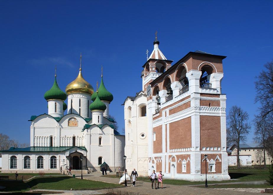 Россия. Спасо-Евфимиев монастырь