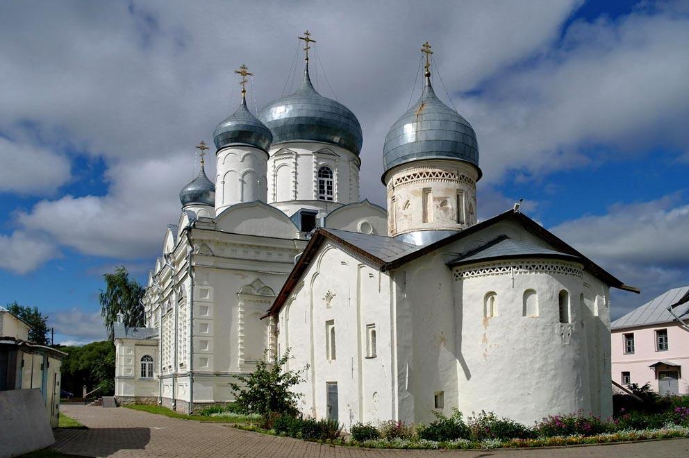 Россия. Зверин монастырь
