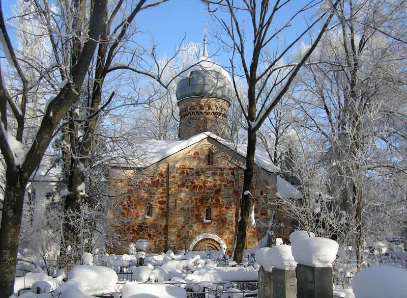Россия. Церковь Рождества Христова на Красном поле