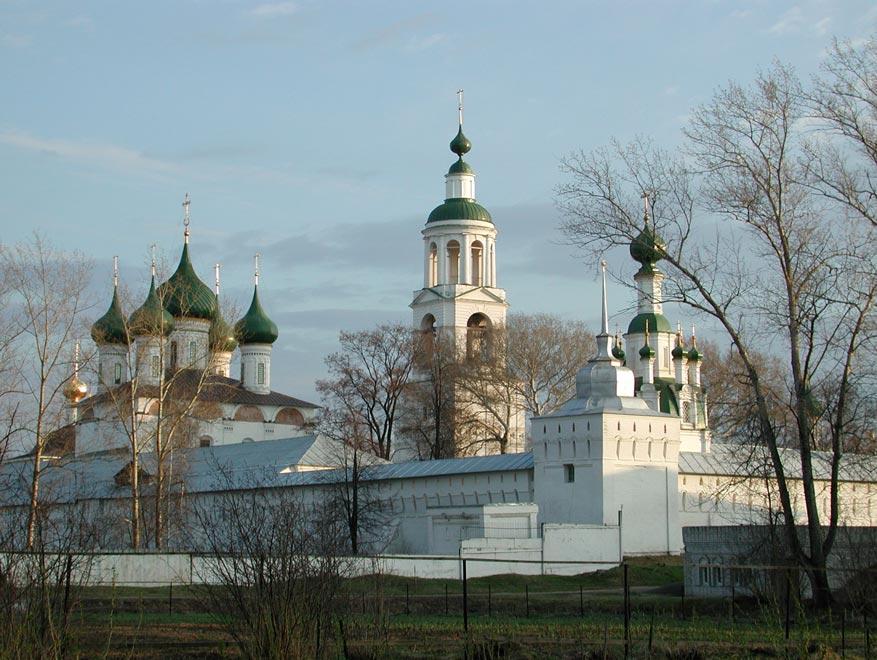 Россия. Исторический центра Ярославля