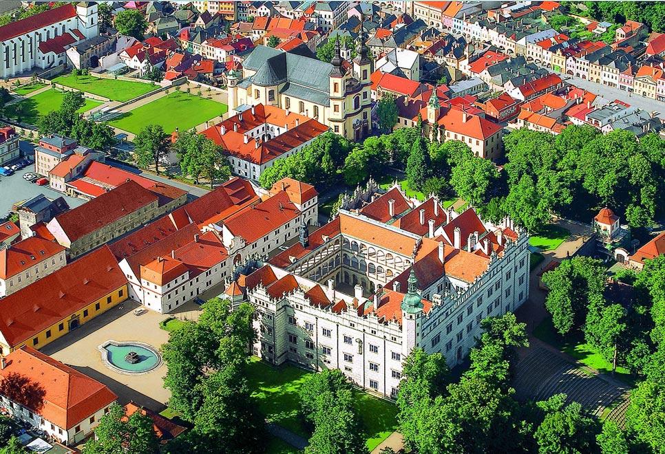 Чехия. Литомышльский замок