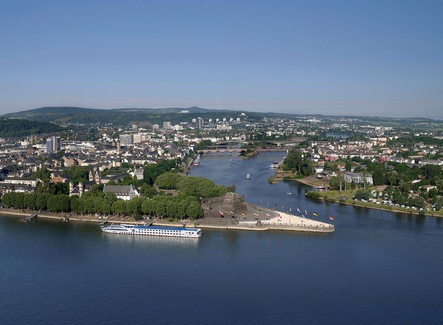 Кобленц. Германия