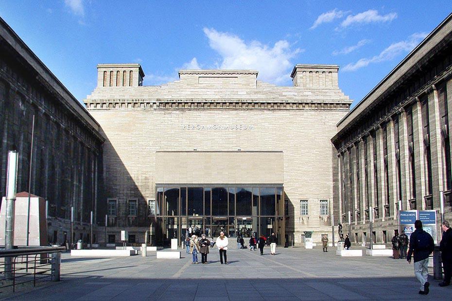 Пергамский музей. Музейный остров в Берлине. Германия