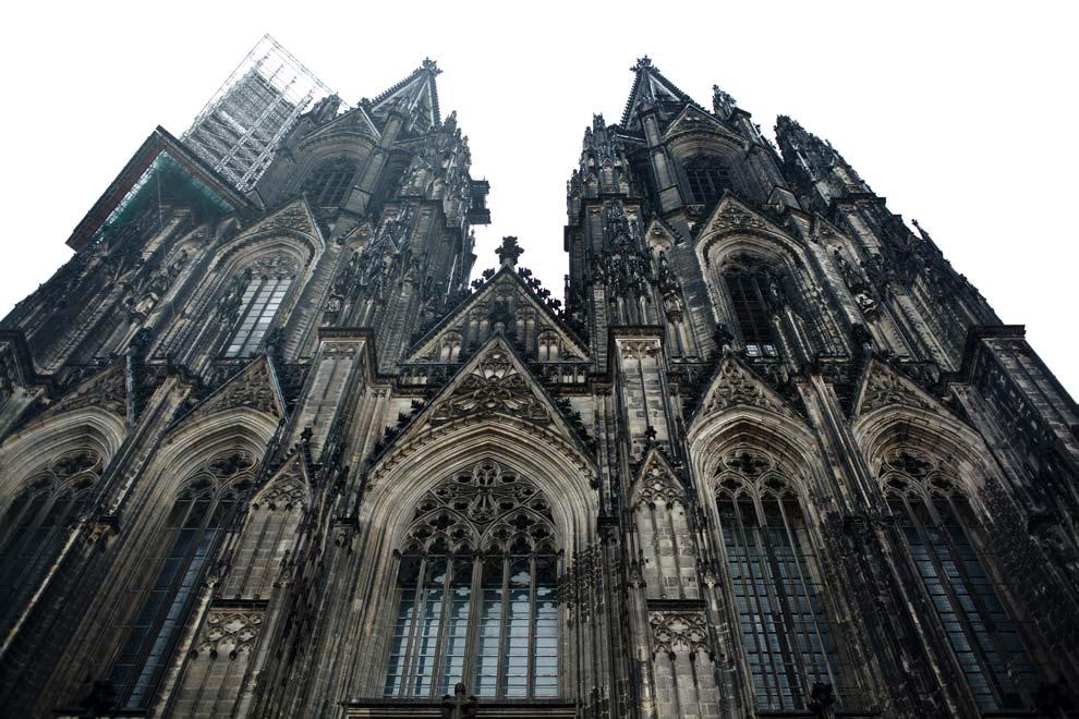 Кельнский Собор в Кельне. Германия