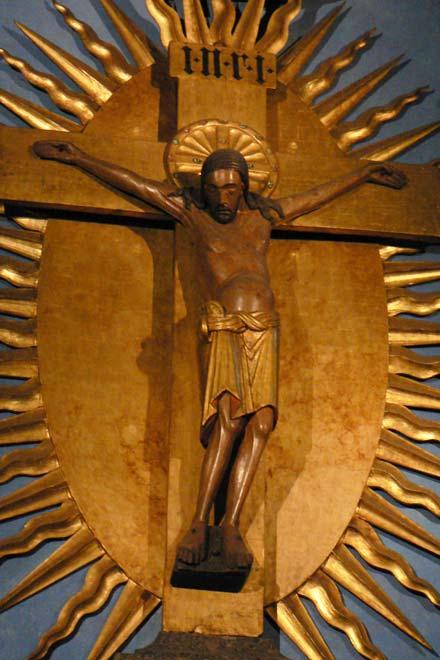 Крест Геро в Кельнском Соборе. Германия