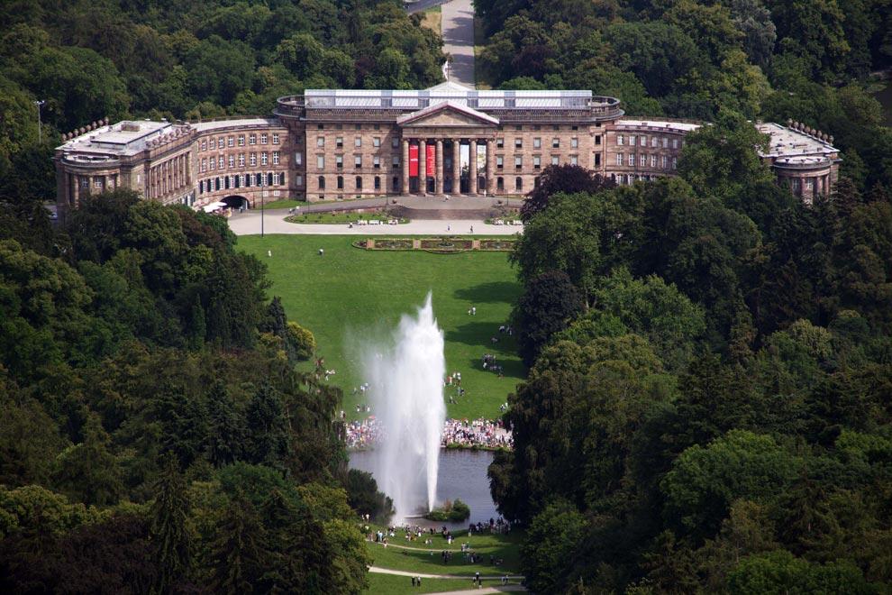 Германия. Дворец Вильгельмсхёэ