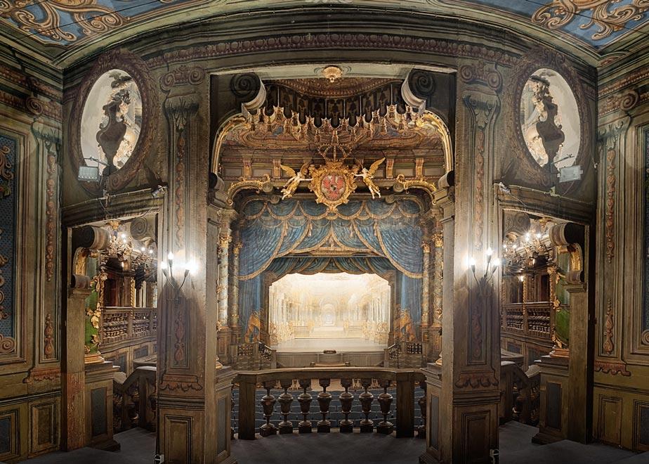 Германия. Маркграфский оперный театр
