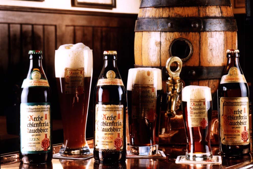 Пиво в Бамберге