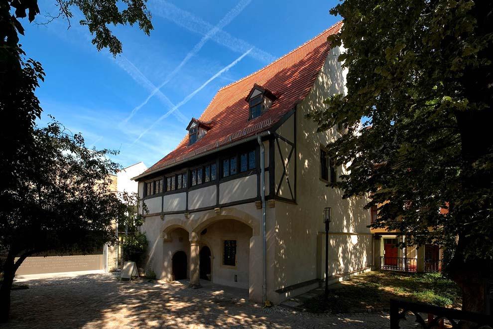 Дом, где родился Мартин Лютер