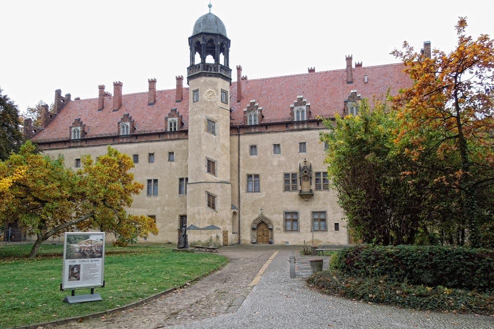 Дом Мартина Лютера в Виттенберге