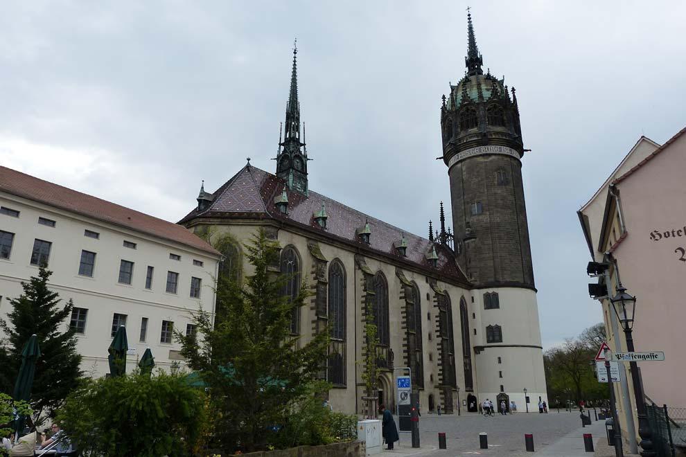 Замковая церковь в Виттенберге