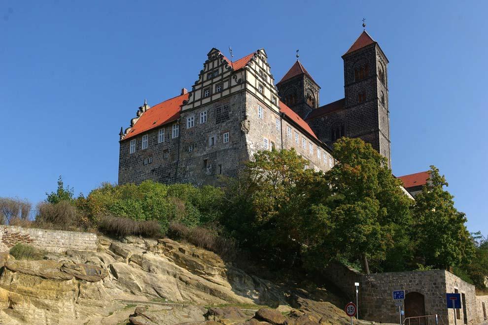 Замок Кведлинбург
