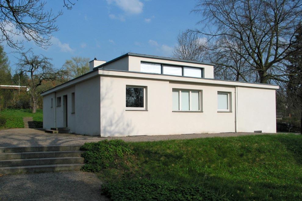 Дом Хаус-ам-Хорн в Веймаре